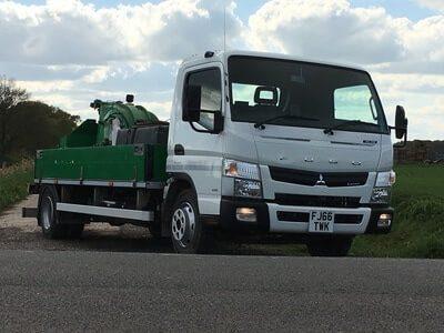 concrete-pump-truck-cambridgeshire